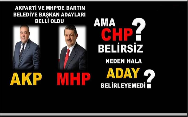 AKP MHP TAMAM, CHP BEKLENİYOR…