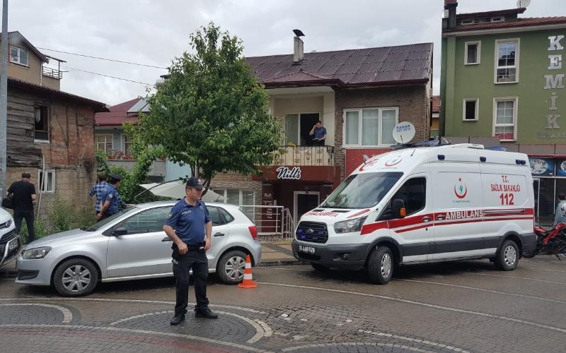 POLİSLER MUTFAKTA OTURURKEN BULDULAR