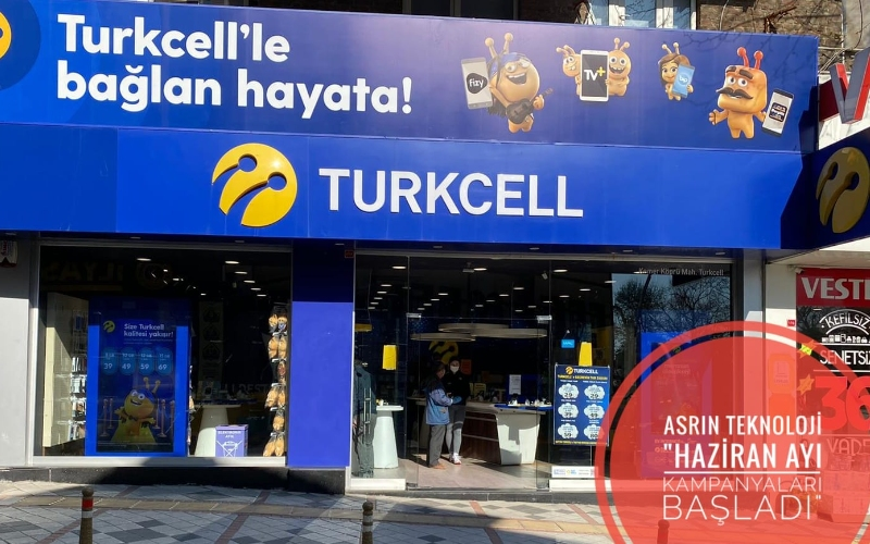 "ASRIN TEKNOLOJİ ""HAZİRAN AYI KAMPANYALARI BAŞLATTI"""