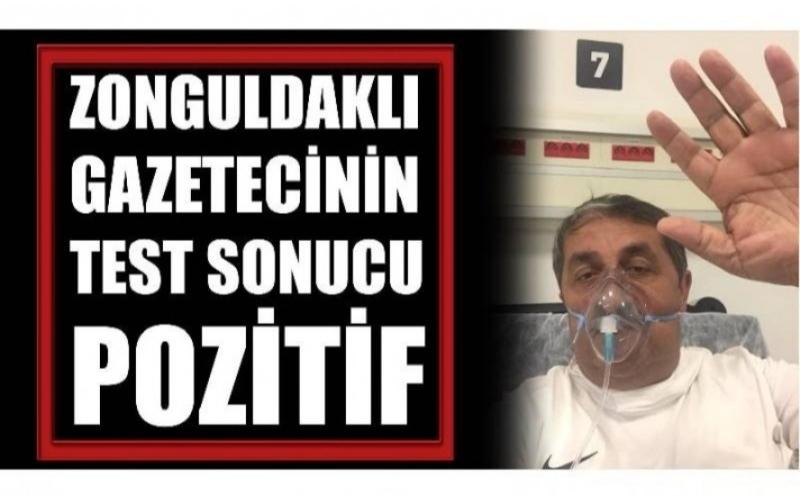TEST SONUCU POZİTİF ÇIKTI