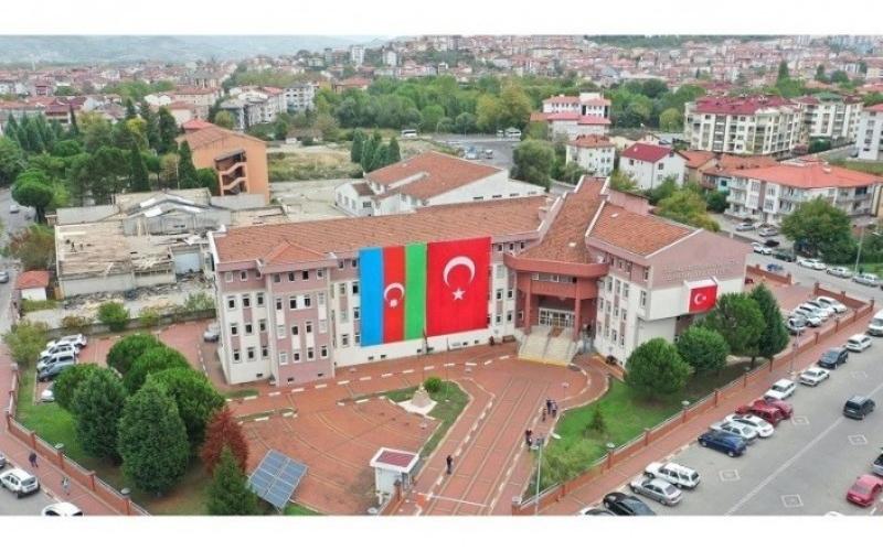 BARTIN BELEDİYESİNDEN AZERBAYCAN'A DESTEK