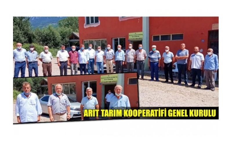 ARIT TARIM KOOPERATİFİ GENEL KURULU