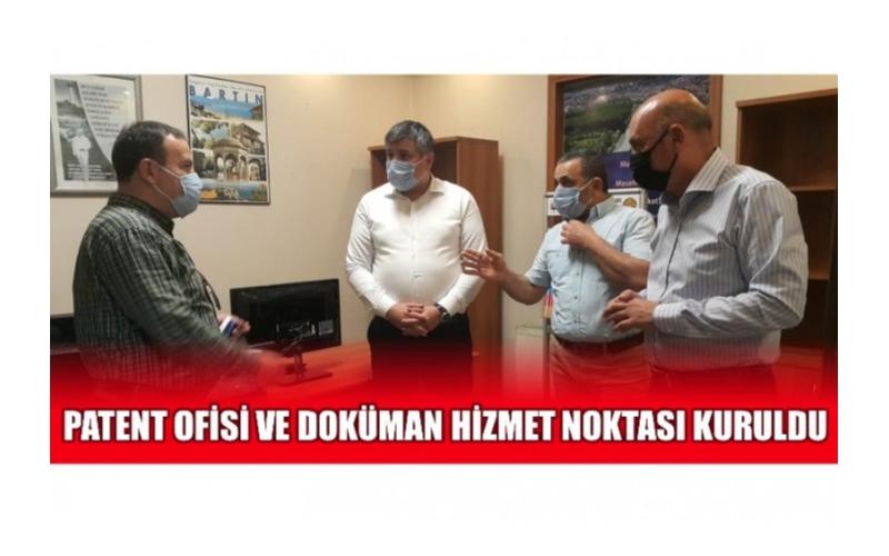 TSO ÜYELERİNE PATENT OFİSİ DESTEĞİ