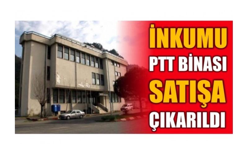 PTT BİNASI SATILIYOR